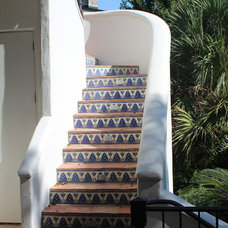 Mediterranean Staircase by Paul Casseb