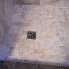 Contemporary Tile by Cabinet-S-Top