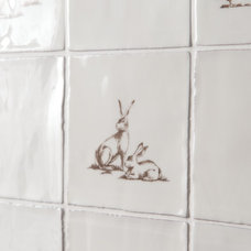 Traditional Tile by The Winchester Tile Company