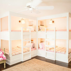 Contemporary Bedroom by Karen Kempf Interiors