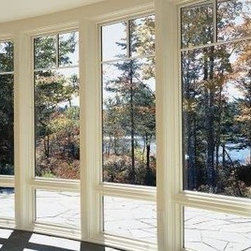 Custom Bay Wood Windows and Doors - Please call to be put in contact with a local Sales Representative.