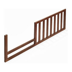 Sorelle - Sophia Mini Siderail Toddler Bed Conversion Kit - Features: -Toddler Bed Rail Kit will allow you to convert your child's crib into a toddler bed when in Daybed mode.-For use with Sophia Crib.-Collection: Sophia.-Distressed: No.Dimensions: -Overall Product Weight: 10 lbs.
