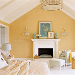 Use Coral Courageously when Decorating < 15 Easy and Inexpensive Coastal Upgrade