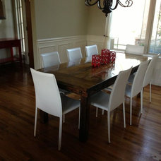 Traditional Dining Tables by James and James Furniture