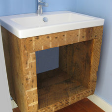 Modern Bathroom Vanities And Sink Consoles by Bench Dog Design