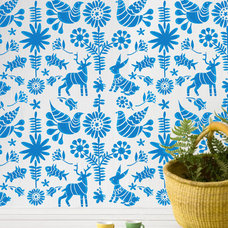 Eclectic Wall Stencils by Etsy
