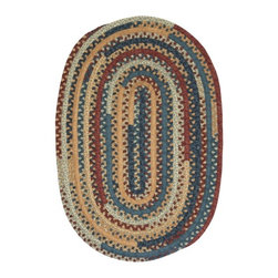 Colonial Mills - Colonial Mills Market Mix Summer 2 x 6 Area Rugs - Colonial Mills Market Mix Summer 2 x 6 Area Rugs