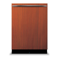 """Viking 24"""" Fully Integrated Dishwasher, Custom Panel 