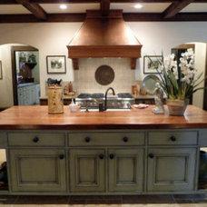 French Gray Kitchen | Atticmag | Kitchens, Bathrooms, Interior Design
