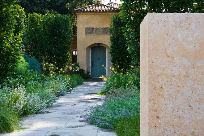 Mediterranean  by Noel Cross+Architects