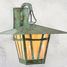 Traditional Outdoor Wall Lights And Sconces by arroyo-craftsman.com