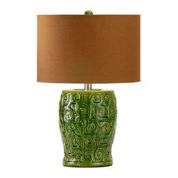 Cyan Design - Cyan Design 04376 Scroll Transitional Table Lamp - Cyan Design 04376 Scroll Transitional Table Lamp