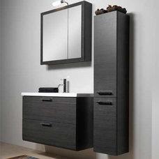 Modern Medicine Cabinets by Dayoris Custom Woodwork