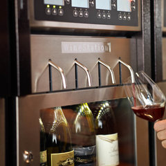 modern major kitchen appliances by WineStation by Napa Technology