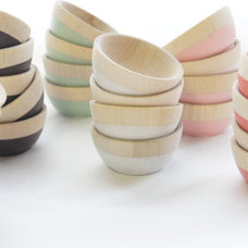 Contemporary Dining Bowls by Etsy