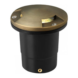 Hinkley - Hinkley Hardy Island Accent One Light Matte Bronze Well Light - 16710MZ - This One Light Well Light is part of the Hardy Island Accent Collection and has a Matte Bronze Finish. It is Outdoor Capable.
