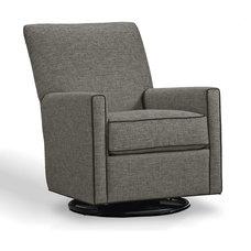 Modern Rocking Chairs Lucy Swivel Glider Chair