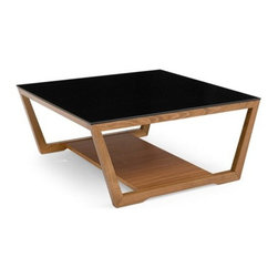 Calligaris | Element Square Coffee Table - Quick Ship -