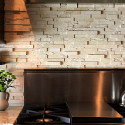 Azurastone - Azurastone is an environmentally responsible, mosaic wall