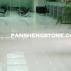 Contemporary Floor Tiles by Nanoglass