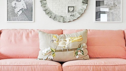 Home Sweet Home / Pink and grey