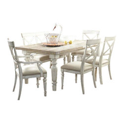 fine furniture design dining a la carte leg dining table