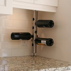 contemporary wine racks Vinox Stainless wine racking system