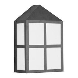 Livex Lighting - Livex Outdoor Basics Outdoor Wall Lantern Black -2999-04 - Livex products are highly detailed and meticulously finished by some of the best craftsmen in the business