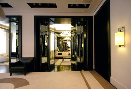 Tropical  Coco Chanel's Apartment at 31 Rue Cambon