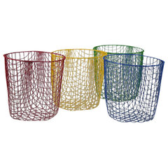 contemporary waste baskets by Stephmodo