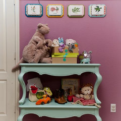 eclectic kids by True Interiors, LLC