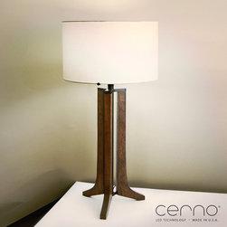 Cerno Forma LED Table Lamp - Cerno Forma LED Table Lamp