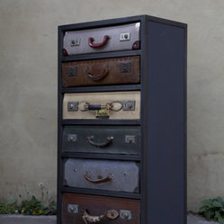 Suitcase Drawers 6