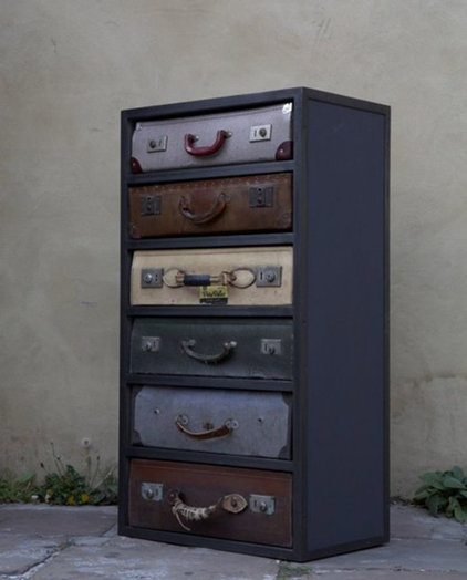 Eclectic Dressers by Rossana Orlandi