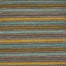 Jaipur Rugs - Naturals Stripe Pattern Cotton/ Rayon Blue/Yellow Area Rug - A luxury range of accent rugs  in a variety of different weaves. Highly textural and eye catching, these rugs are made from multi yarn combinations and would complement  any stylish home envirionment Origin: India