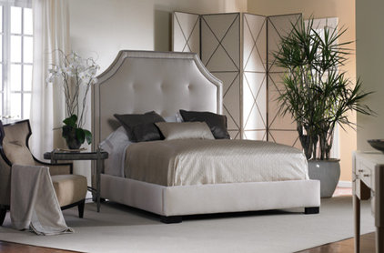 contemporary beds by Precedent