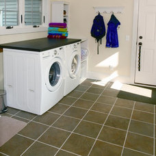 Traditional Laundry Room by Degnan Design Builders, Inc