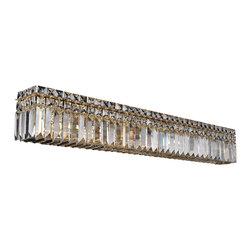 Allegri - Allegri 026221-018-FR001 Vanita 8 Light Wall Sconces in 18k Gold - Vanita 8 Light Wall Bracket