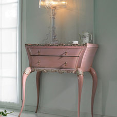 traditional side tables and accent tables Mademoiselle Hettie Console Table