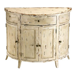 Cyan - Gable Distressed Chest - Weight: 41.35 lbs.