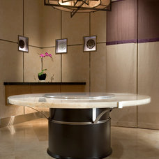 Asian Dining Tables by IMI Design, LLC