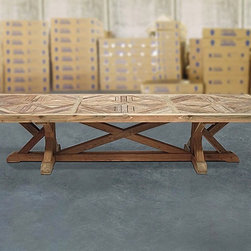 Rustic Outdoor Dining Tables: Find Patio Dining Tables Online