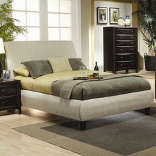 Contemporary Beds by Sister Furniture
