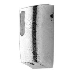 """Whitehaus Collection - Whitehaus WHSD12 4 3/4"""" Showerhaus Hands-free Automatic soap Dispenser, White - Showerhaus hands-free automatic soap/lotion/sanitizer dispenser with sensor technology"""