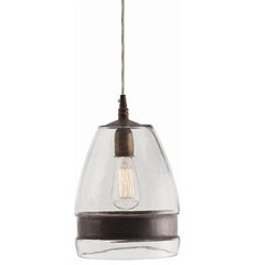 contemporary pendant lighting by The Classy Cottage
