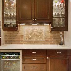 Traditional Kitchen by Jason Ball Interiors, LLC