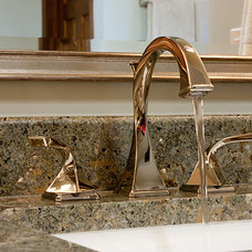 Traditional Bathroom Faucets And Showerheads by Davis Design Group