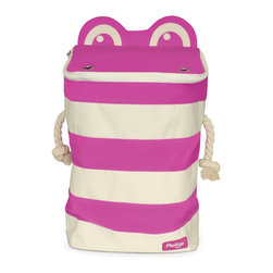P'kolino - Monster Storage Bin, Pink - Stylin' Storage that is Practical AND Playful!