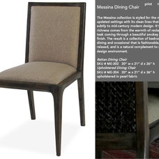 Mediterranean Dining Chairs by Matthew Izzo