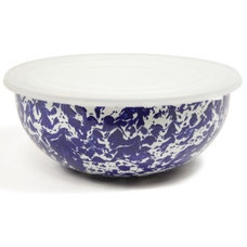 traditional mixing bowls by Furbish Studio